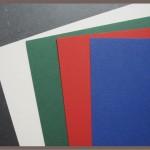 Einlagen - Kartonagen - Farben